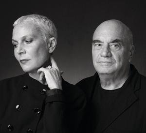 Doriana és Massimiliano Fuksas